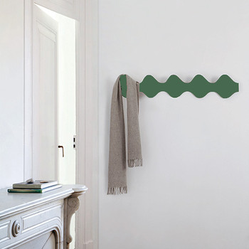 Magnuson Ona Coat Rack - Green - In Use