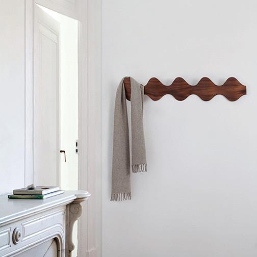 Magnuson Ona Coat Rack - Walnut - In Use
