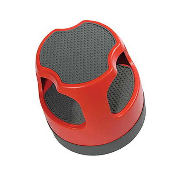 Marvelous Cramer Scooter Step Stool Red 50011Pk 43 Short Links Chair Design For Home Short Linksinfo