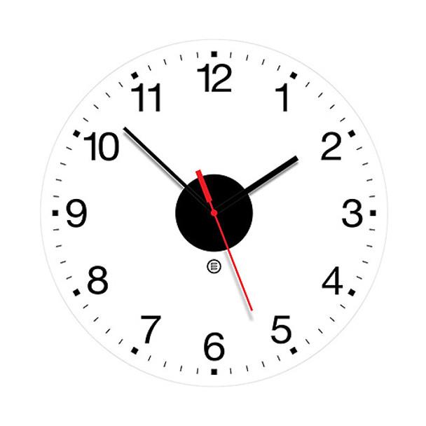Peter Pepper Transparent Wall Clock 835