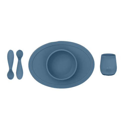 First Foods Tiny Set Indigo
