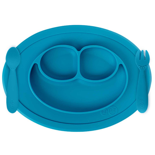 Mini Feeding Set Blue