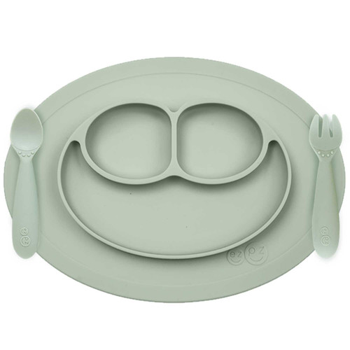 Mini Feeding Set Sage