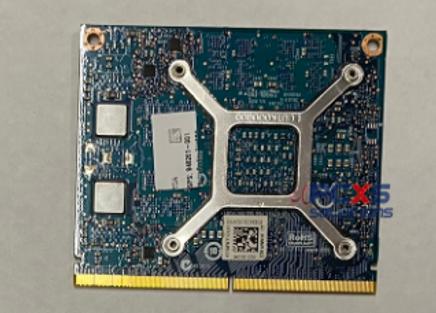 HP NVIDIA Quadro M1000M graphics board - zbook 15 G3 - 848261-001