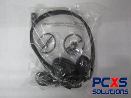 HP-SPS-HP Stereo 3.5mm Headset - 840339-001