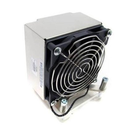 HP Processor fan/heat sink assembly - For ProDesk 400 G1 Small Form Factor PC - 745661-001