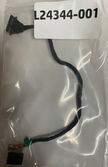 HP SPS-DC-IN CONNECTOR N17P OMEN 15-DC - L24344-001