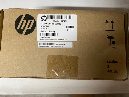 HP SCAN AXIS MOTOR SERV 6SCAN AXIS MOTOR SE - Q6652-60128