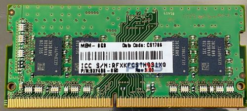 HP SODIMM 8GB 1.x2 DDR4-2400 - 932496-850