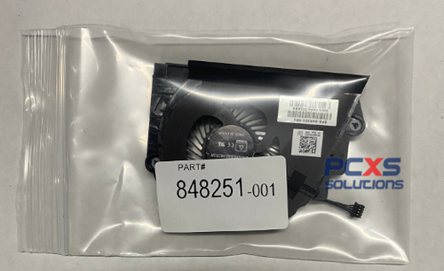 HP PROCESSOR FAN ASSEMBLY zbook 15 G3 - 848251-001