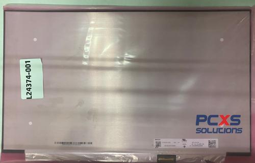 HP - LCD RAW PANEL 15.6'INCH FHD 60Hz NB OMEN LAPTOP 15-DC  - L24374-001