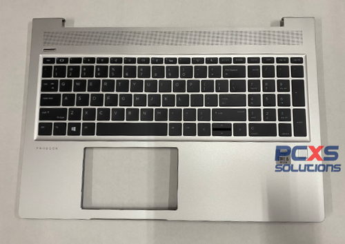 HP SPS-TOP COVER W/KB CP BL US PROBOOK 450 G6 - L45090-001