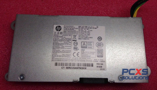 HP Power supply - Rated at 160W output, 90% energy efficient 12V - 792225-001