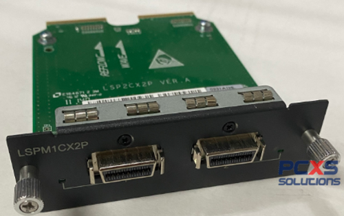 HP JD360B 5500 2-port 10GbE Local Connect