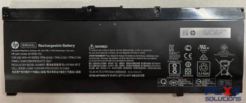 HP ASSY-BATT 4C 70Wh 4.55Ah LI SR04070XL-PL OMEN by HP LAPTOP 15-DC /HP Pavilion Power Laptop 15-cb  - 917724-855