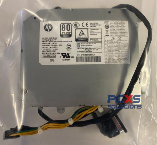 HP SPS-PSU 180W EPA90 - EON 800 G4 AIO - L32176-001