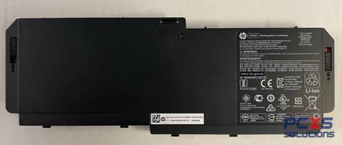 HP ASSY-BATT 6C 95Wh 4.15Ah LI AM06095XL-PL HP ZBook 17 G5 - L07044-855