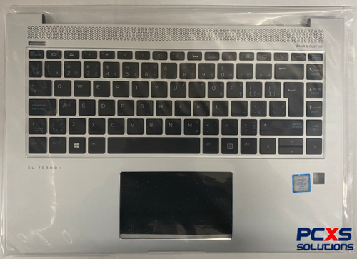 HP Top cover with privacy keyboard (English/French Canadian) HP EliteBook 1040 G4 - L02268-DB1