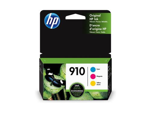 HP 910 CMY ORIGINAL INK COMBO 3-PACK - 3YN97AN#140