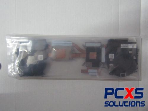 HP-SPS-HEATSINK W/FAN DSC HEATPIPE - zbook 15 G7 FURY - M17046-001