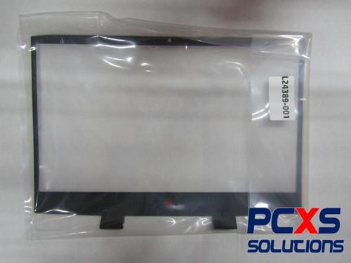 HP-SPS-LCD BEZEL - L24389-001