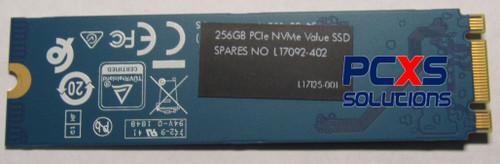 256GB PCIE NVME VALUE SSD - L17092-402