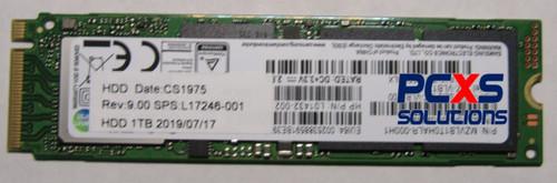 SPS-SSD 1TB 2280 PCIe-3x4 NVMe TLC - Elitebook 840 G5 - L17246-001