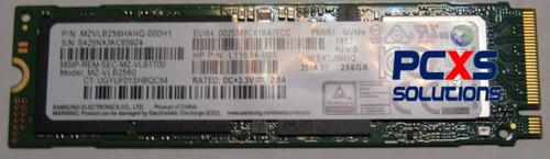 256GB PCIE NVME TLC SSD - L34221-302