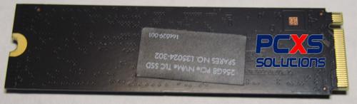 256GB PCIE NVME TLC SSD - L35024-302