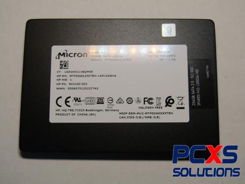 256GB SATA 2.5 TLC SSD - L35026-102