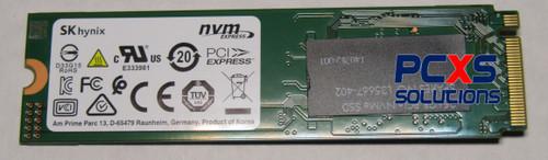 256GB PCIE NVME SSD - L35667-402