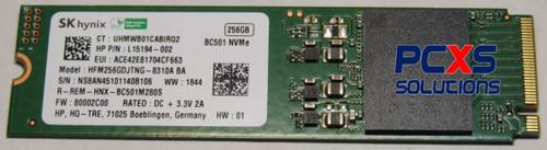 256GB PCIE NVME SSD - L35686-402