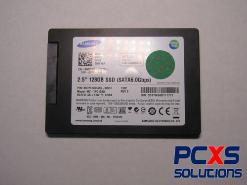 "Samsung 2.5"" 128GB Solid State SSD - MZ-7PC128D"