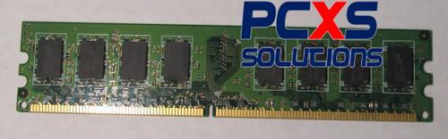 Micron MT16HTF2566AY-800J1 CCK 2GB 240p PC2-6400 CL6 16c 128x8 DDR2-800 2Rx8 1.8V UDIMM - MT16HTF2566AY-800J1