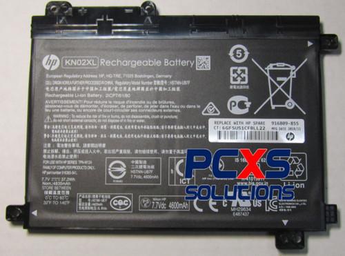 Assembly-battery 2C 37Whr 4.8Ah LI KN.. - 916809-855