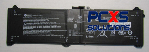 Battery (Primary) - 2-cell lithium-ion (Li-Ion), 4.56Ah, 33Wh (OL02033XL-P) - 750549-001