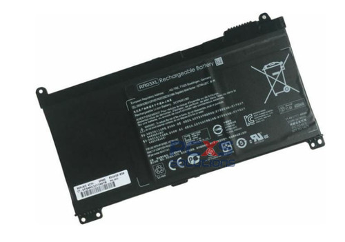 HP Battery (Primary) - 4-cell lithium-ion (Li-Ion), 4.21Ah, 48Wh (RR03048XL-PR) ProBook 440,450 G4, 11.4V, 6 cell  - 851610-850