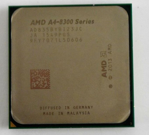 AMD A4 PRO-8350B 3.50GHz Socket FM2+ 906-pin Desktop OEM CPU - AD835BYBI23JC
