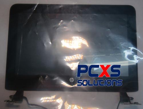 11.6-inch HD LED SVA TouchScreen display assembly - 1366 x 768 maximum resolution, 220-nits brig... - 820183-001