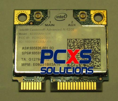 SPS-WLAN 802.11ABGN HMC 2x2 NMA - 695915-001