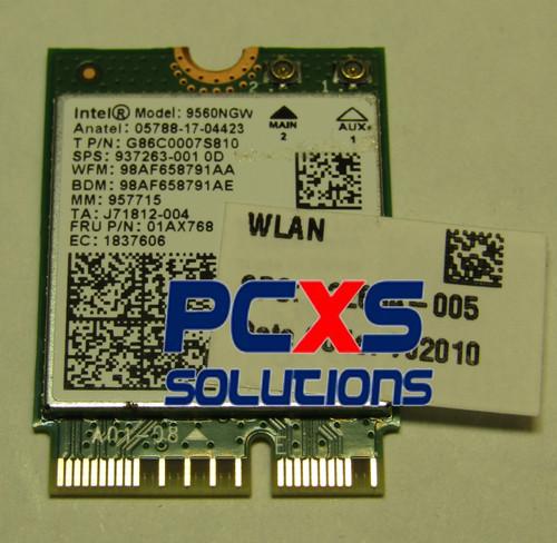 WLAN AC+BT5 INT M2 2230 NV - L22634-005