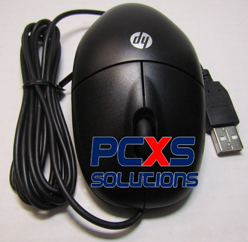 HP USA TWO BUTTON SCROLL WHEEL OPTICAL MOUSE - 537749-001