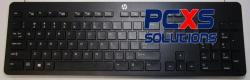 HP USB slim style Windows 8.x enhanced keyboard - 803841-001