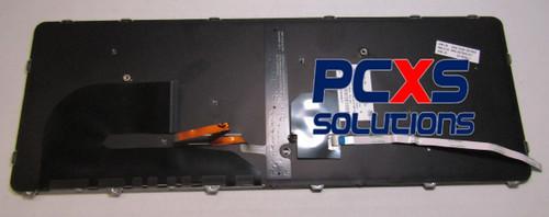 SPS-KYBD TP PS BL SR-US zbook 14u G4 - 937309-001