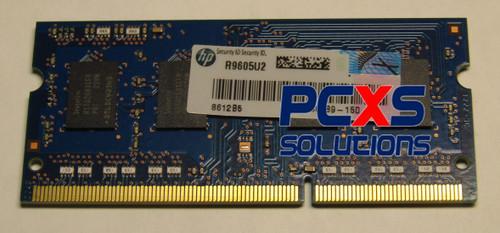 SPS-SODIMM 2GB PC3-12800 CL11 - 689372-001