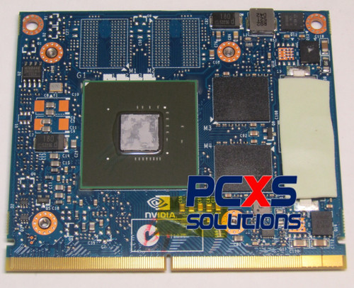 NVIDIA Quadro K610M NVIDIA N15M-Q2 graphics board - With 1GB GDDR5 graphics subsystem memory (12... - 785225-001
