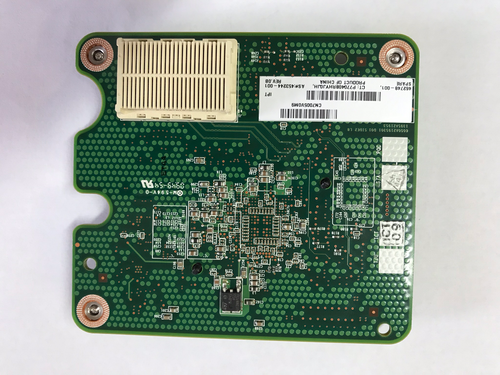 HP NC382m dual port 1GbE mezzanine - PCI-e multifunction for BladeSystem c-Class adapter - 462748-001