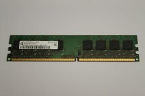 Infineon 512MB PC2-3200 ECC Memory DIMM - HYS72T64000HR-3