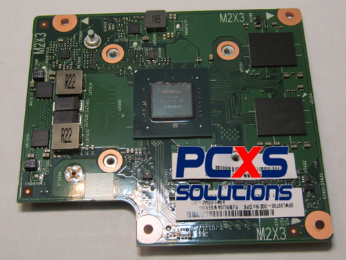 SPS-PCA dGPU NV N17S-G5 4GB,BigBenI - L99790-002