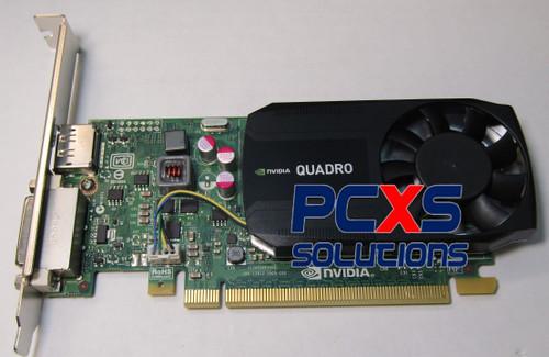 SPS-PCA GFX QUADRO K620 2GB YOSEMITE - 765147-001